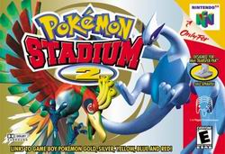 Pokemon Stadium 2 (USA) Box Scan